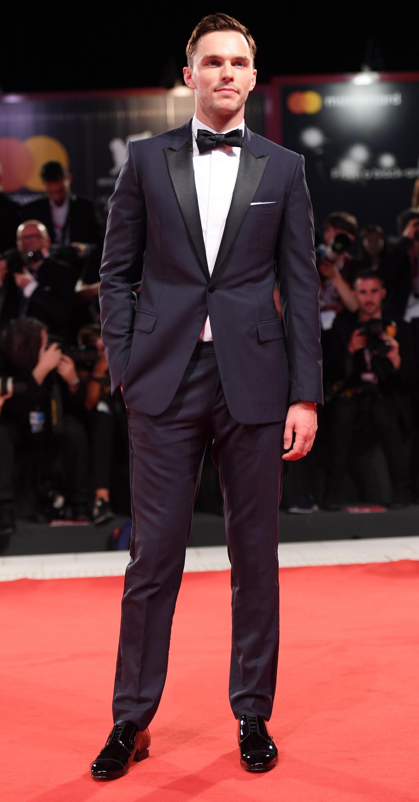 Gosling in Gucci, Hoult in Dior – who won Venice's Oscar ...