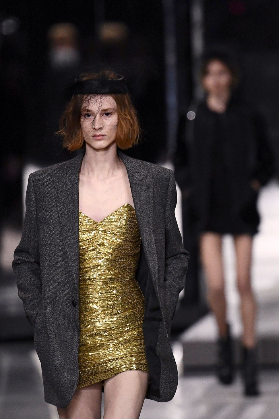 ce709c1819a Is Hedi Slimane's Celine debut for LVMH at Paris Fashion Week 'just like a  second YSL'? | South China Morning Post