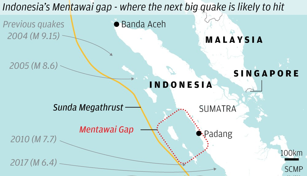 Expect more disasters like Palu\': why giant quakes continue to ...