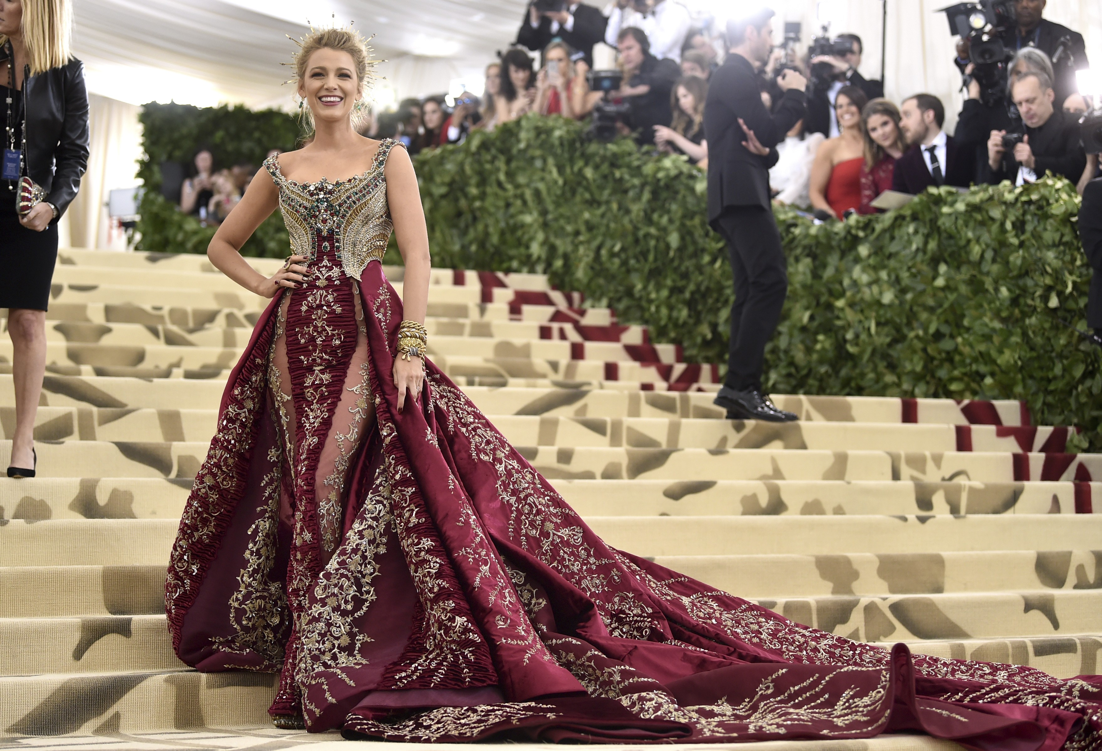 Gallery: the best and worst dressed at The Met Gala 2018