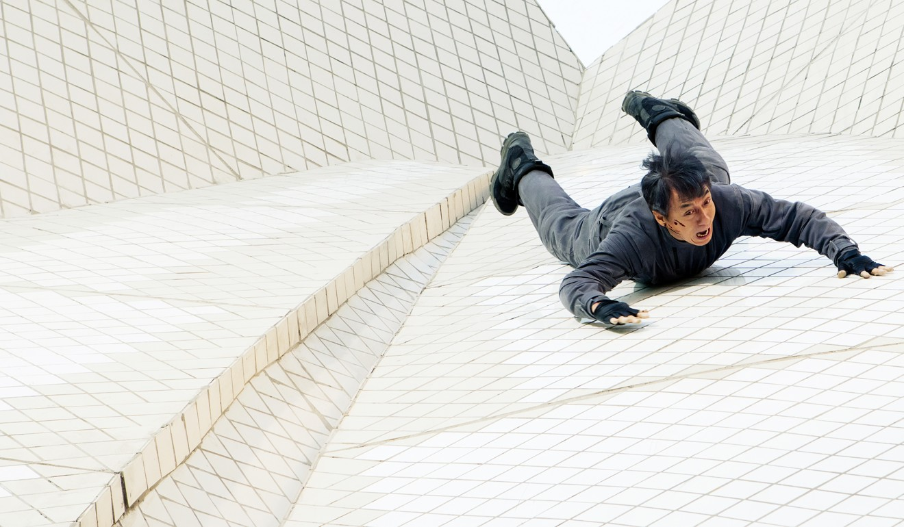 Jackie Chan says he was living on the edge in the past. Photo: Handout