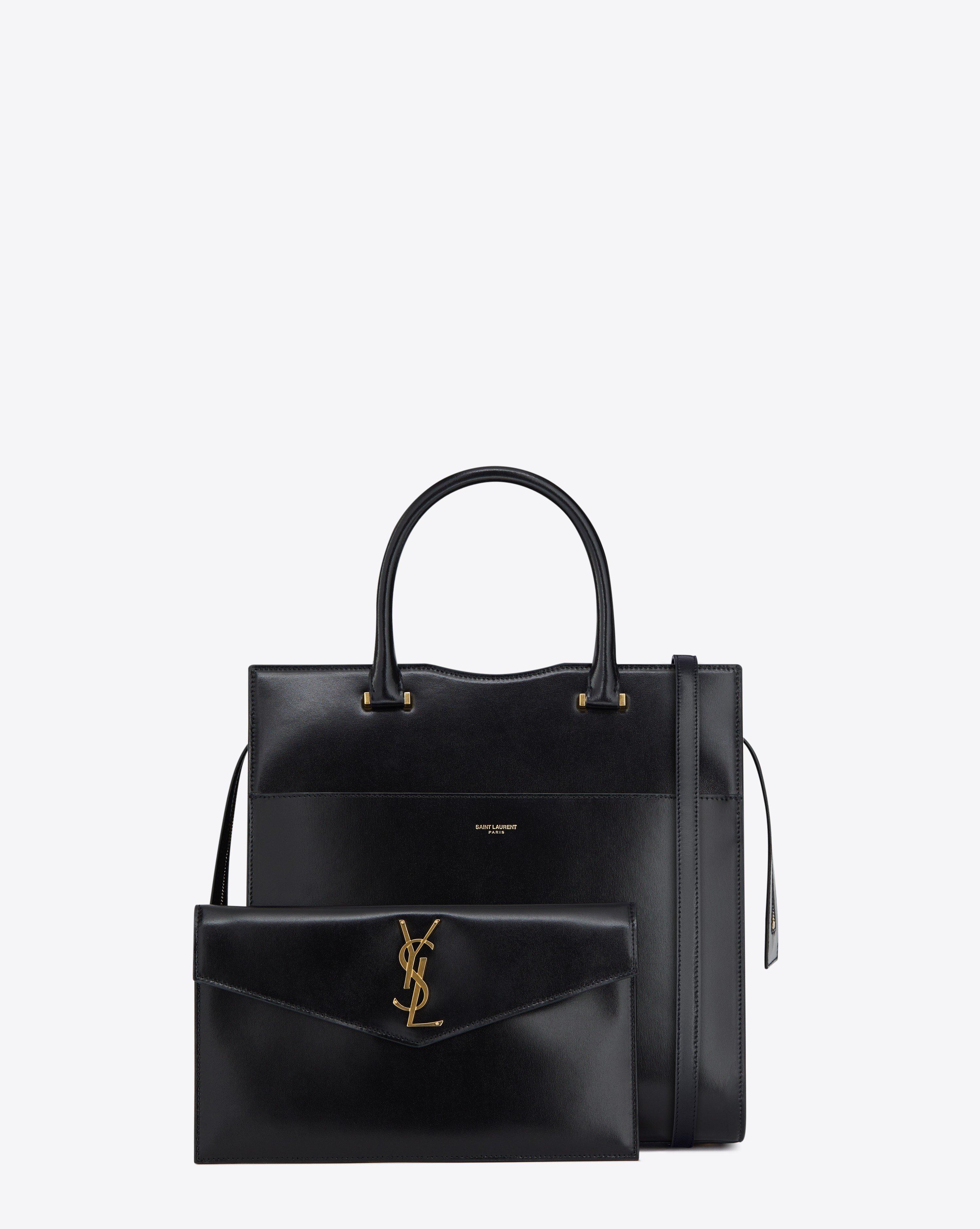 9c94c3d03176 STYLE Edit  Saint Laurent s new bags channel uptown elegance