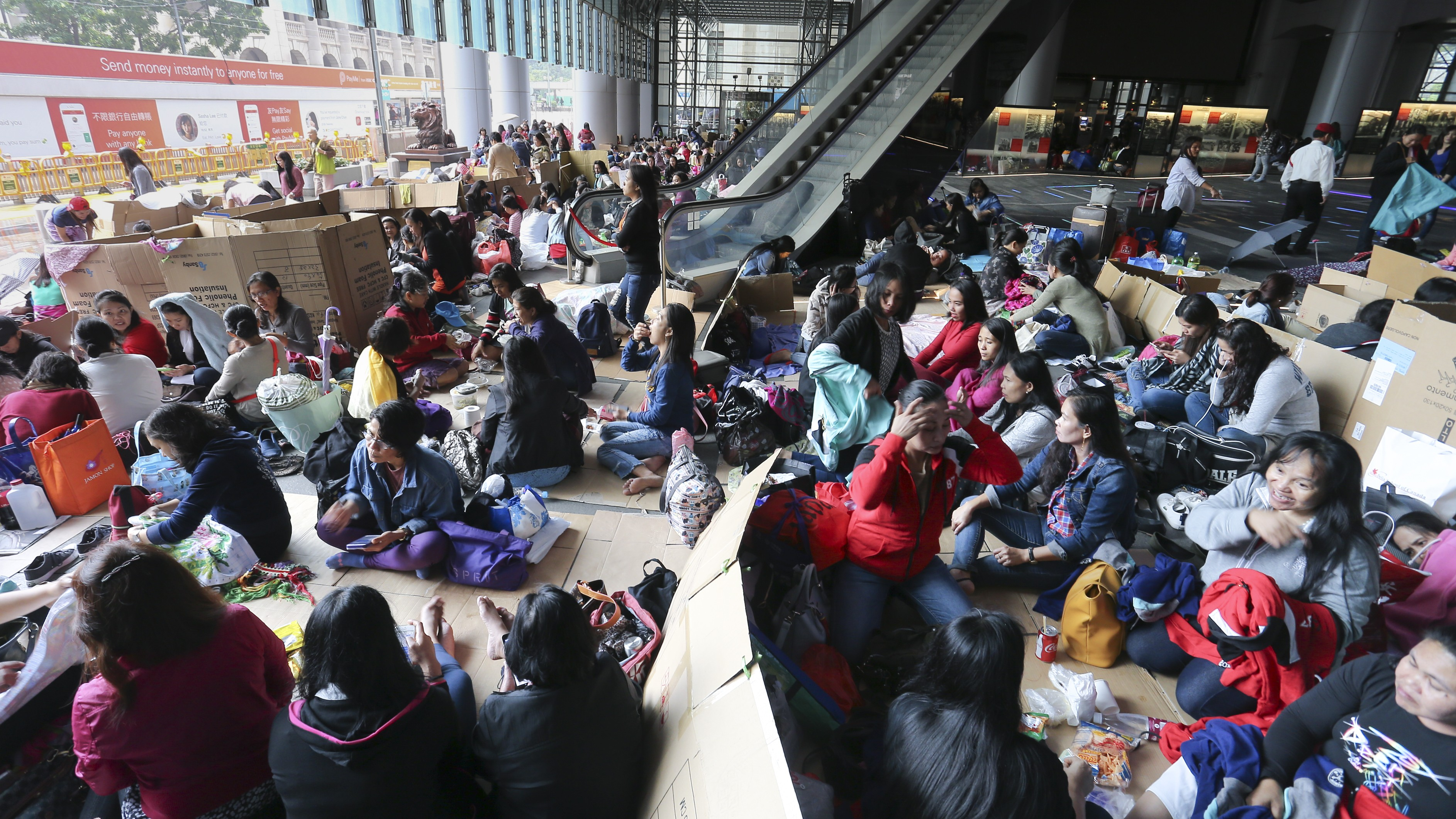 The invisible struggle: how thousands of female migrant workers lose