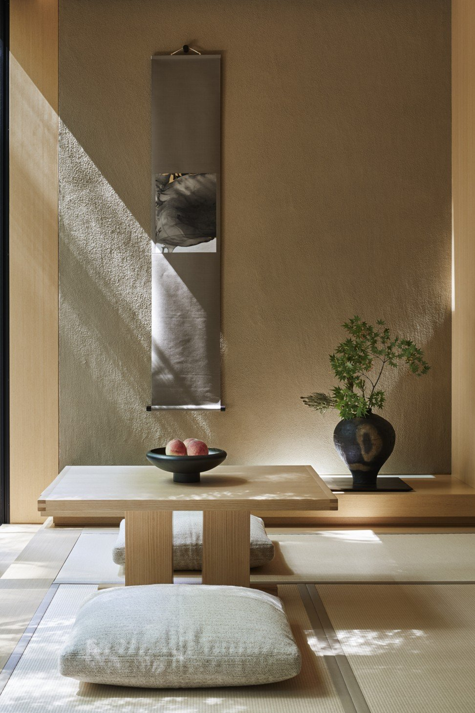 The resort will draw from traditional Japanese aesthetics.