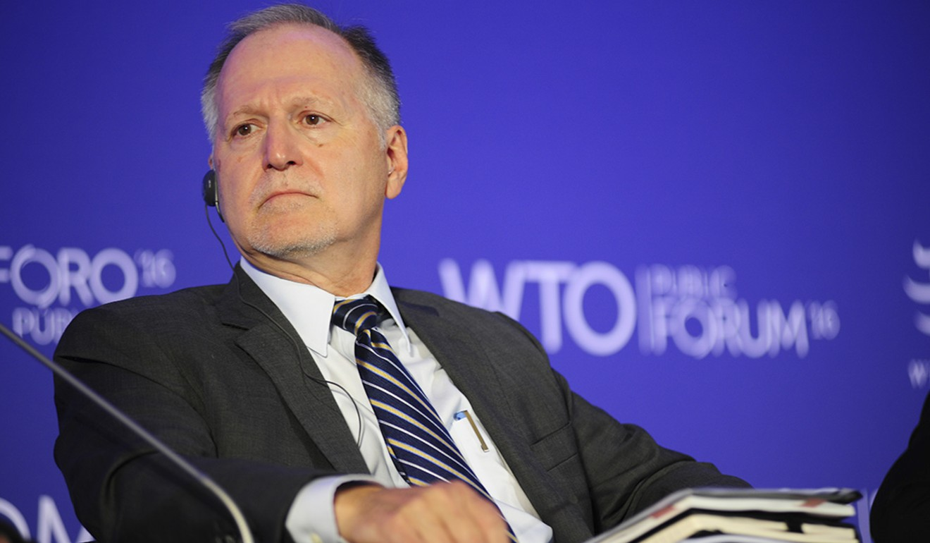World Trade Organisation chief economist Robert Koopman. Photo: WTO