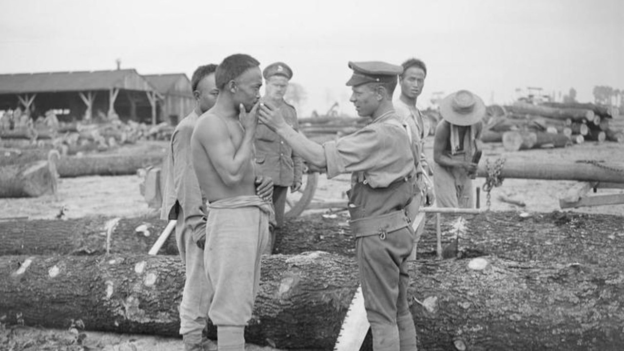 The forgotten Chinese workers who helped win WWI
