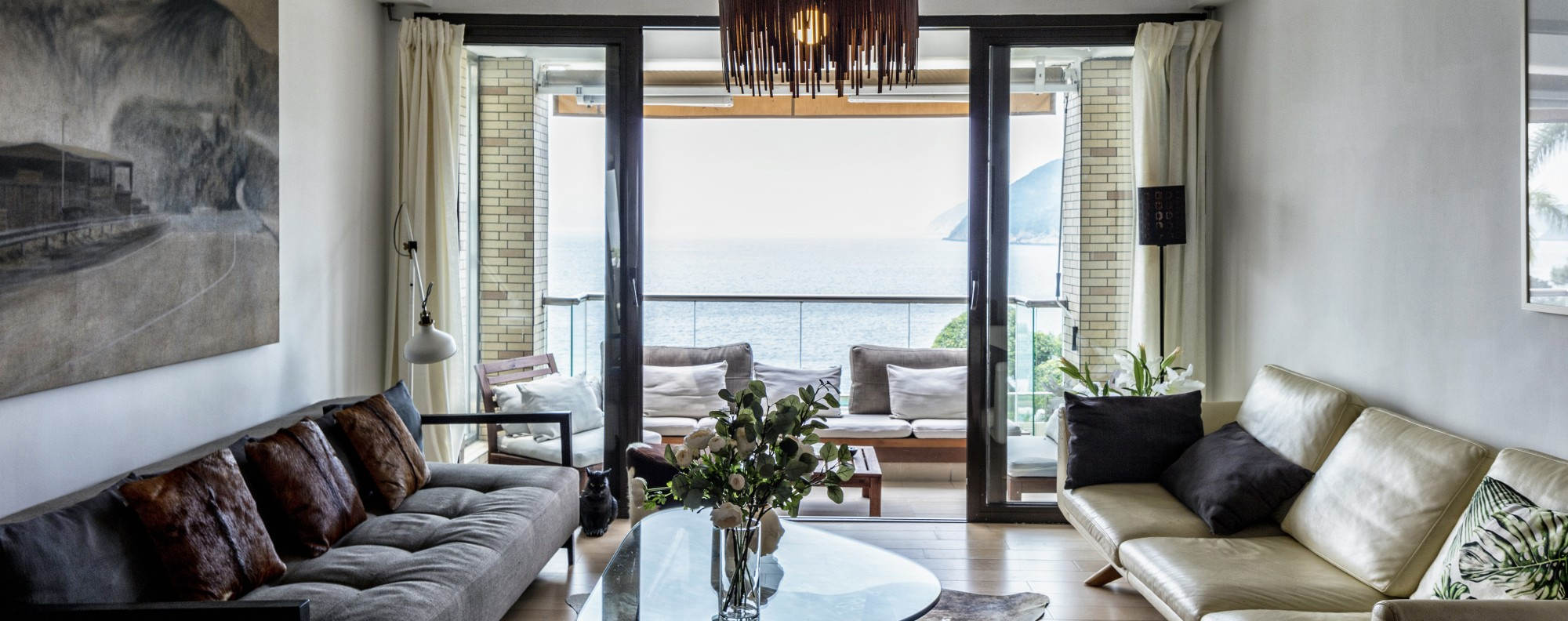 Interior design hong kong home - A French Art Curator S Gallery Like Home In Hong Kong Post Magazine South China Morning Post