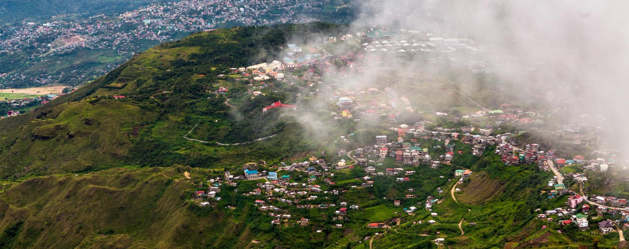 Baguio, The Philippines.
