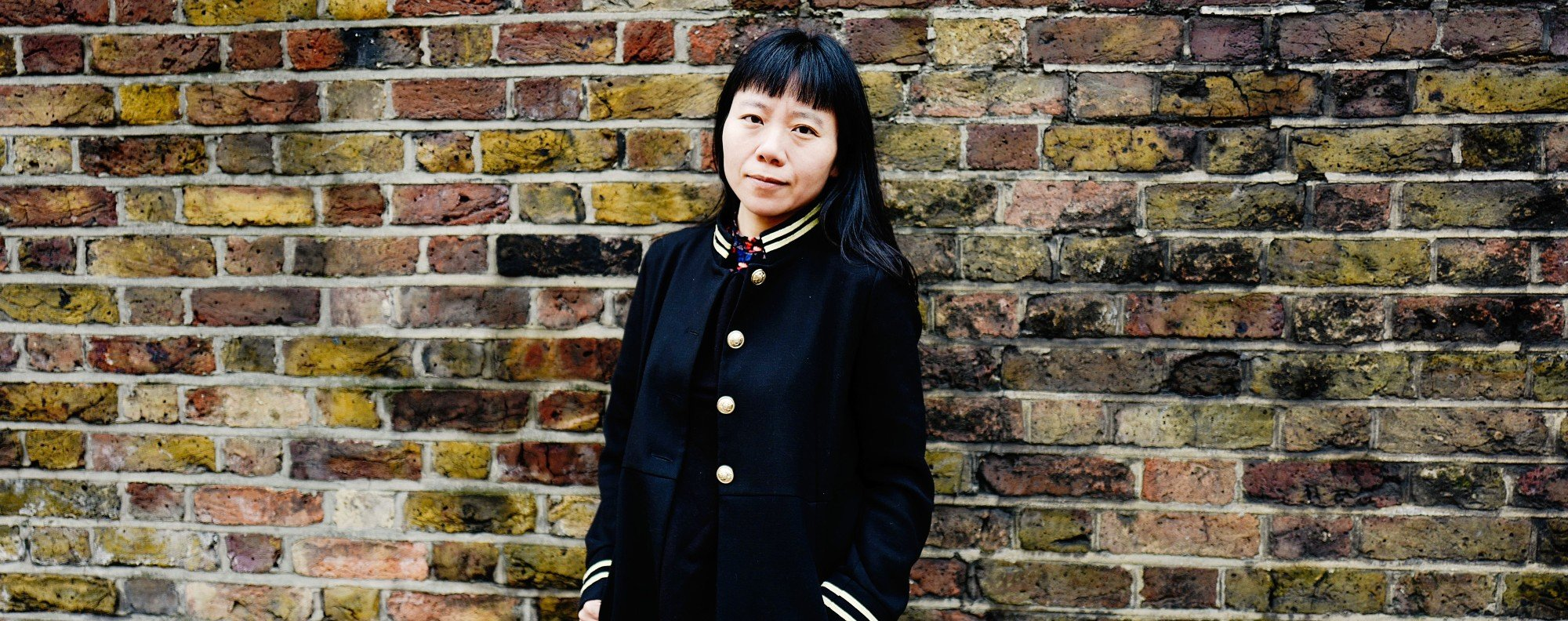 Author Xiaolu Guo. Picture: Ki Price