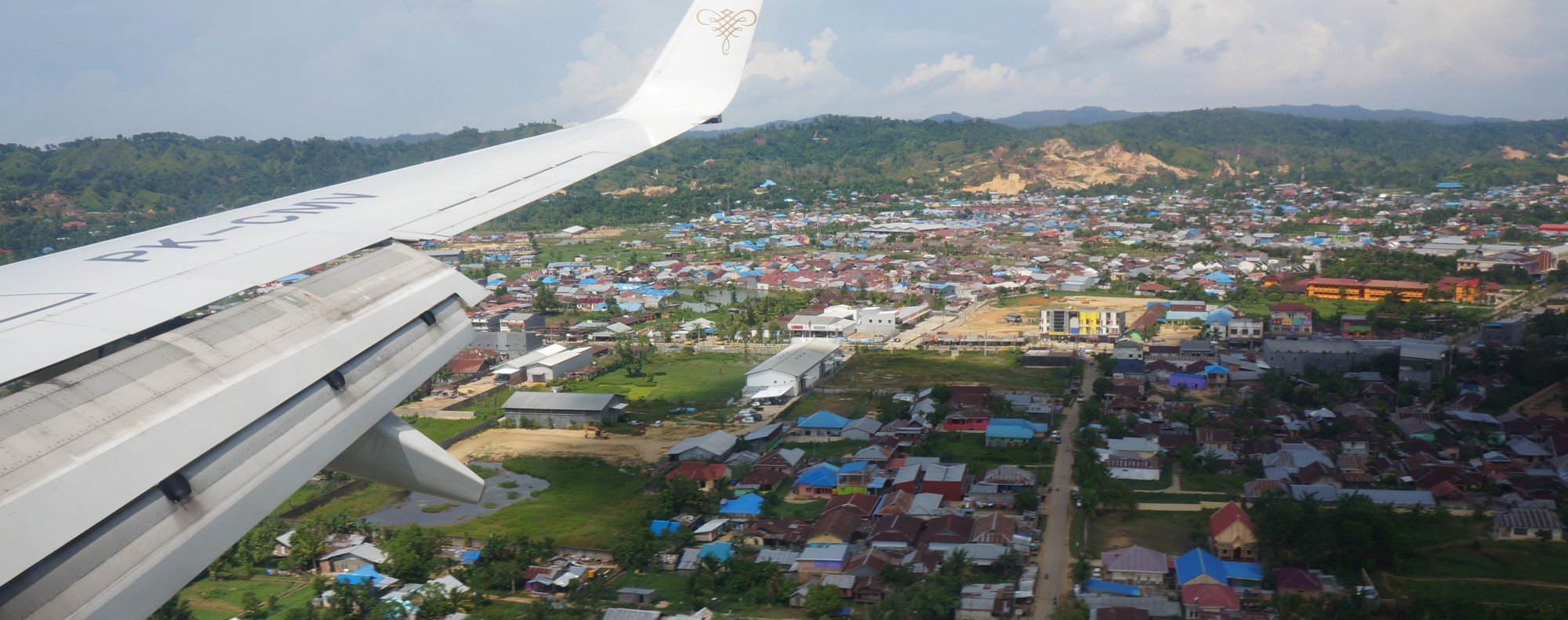 Sorong, Indonesia's boom town. Photo: Handout