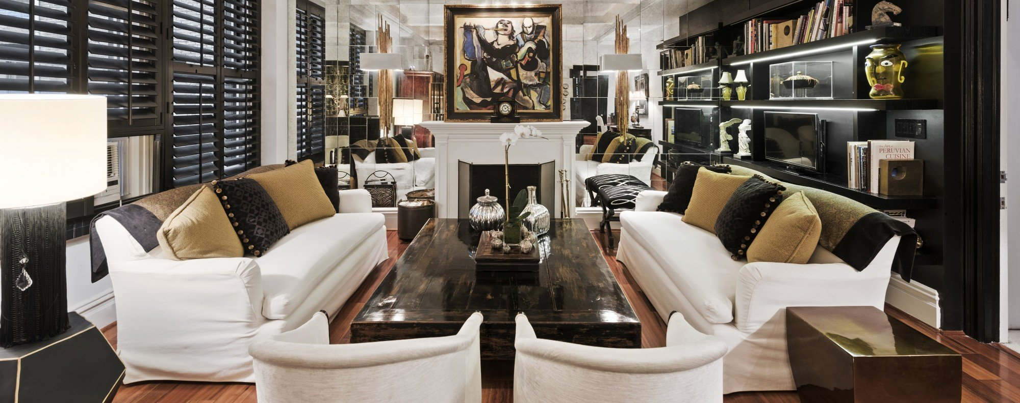 From New York to Hong Kong and back: art-deco apartment a tribute ...