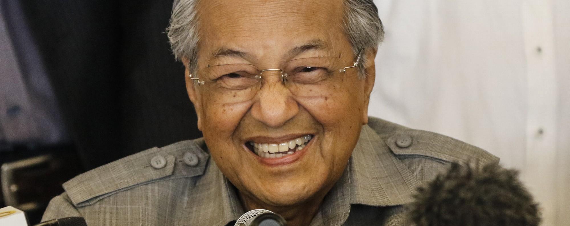 Mahathir Mohamad. Photo: EPA-EFE