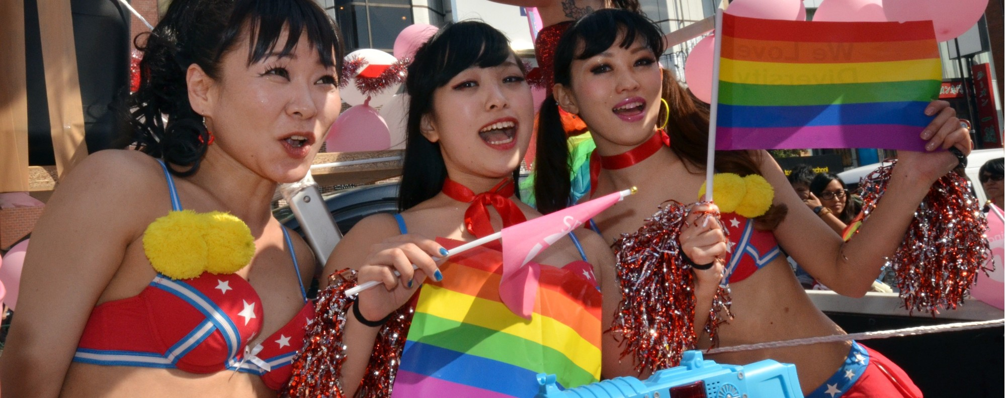 Japan stance on homosexuality