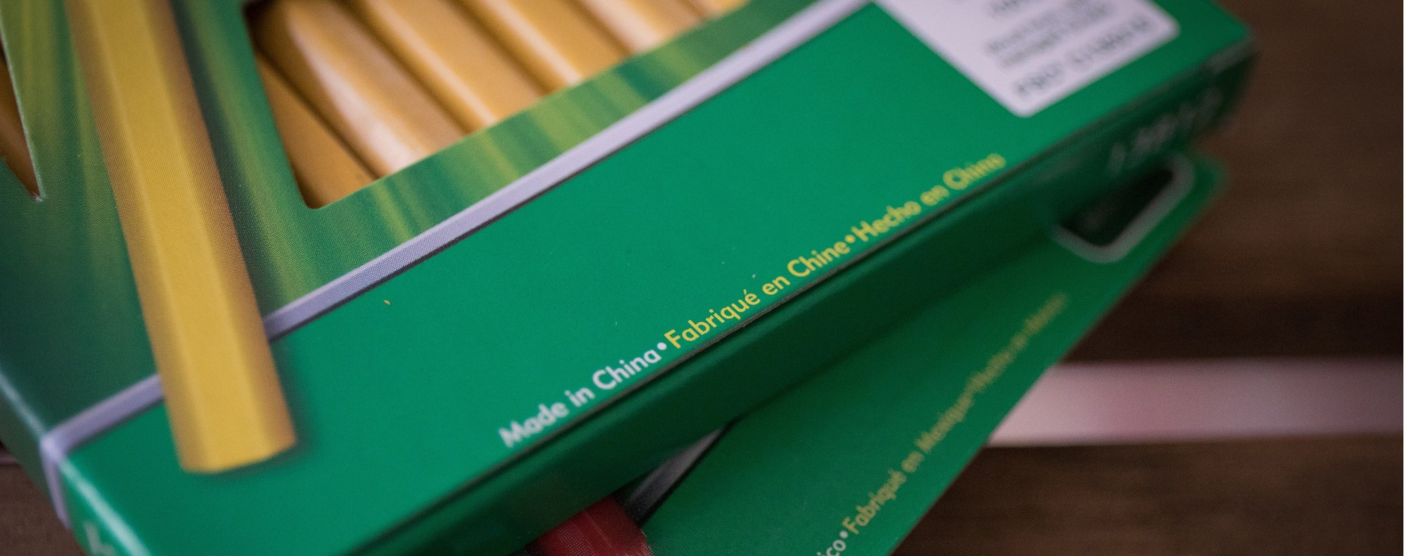 Iconic US pencil producer Dixon Ticonderoga has moved much of its production abroad. Picture: Charlotte Kesl for The Washington Post