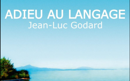 Jean-Luc Godard's 3-D film Goodbye to Language