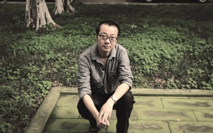 Author Liu Cixin, who has won the Hugo Award for Best Novel. File Photo