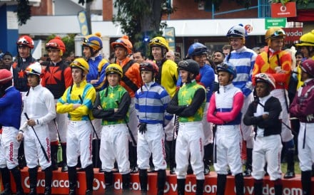 South African jockeys have a long and storied history in Hong Kong, winning all bar one championship between 1991 and 2014, and teenagers Lyle Hewitson and Callan Murray have their sights set on one day basing themselves at Sha Tin