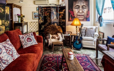 Stuffed to the brim with heirlooms, collectibles and 'junk', this Sheung Wan apartment proves one man's trash is another man's treasure