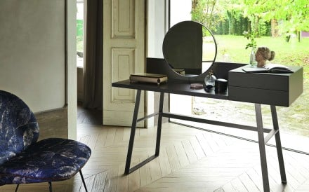 Who says looks don't matter? These contemporary dressing tables are just what your bedroom needs