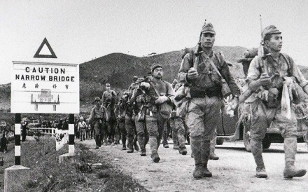 There Was Little Festive Cheer 75 Years Ago As The Battle Of Hong Kong Raged
