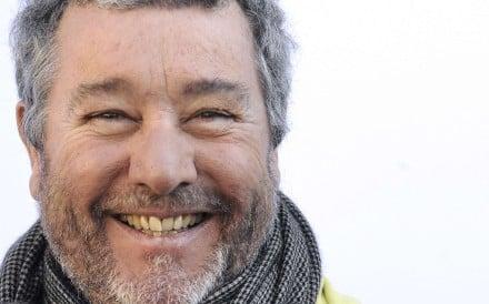 Philippe Starck. Photo: AFP