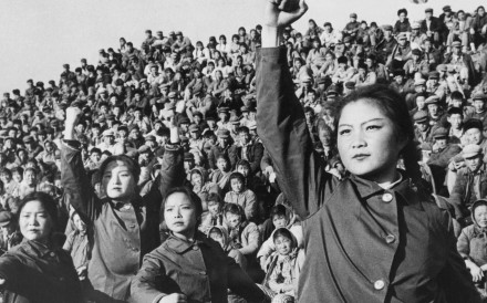 Young minds gripped in the Cultural Revolution.
