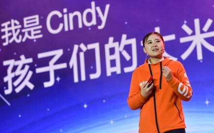 VIPKid's Cindy Mi believes the line of online and offline education will become blurred. Photo: Handout