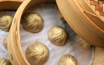 Xiaolongbao from Din Tai Fung, which tops our list of the most recommended restaurants in Hong Kong. Photo: Jonathan Wong.
