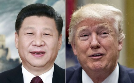 Trump made the pledge at Xi's request, White House says
