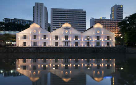 Housed in a warehouse once popular with 19th-century bootleggers, the industrial-chic hotel offers 'minibars of vice', a restaurant called Po and rooms with views over the water