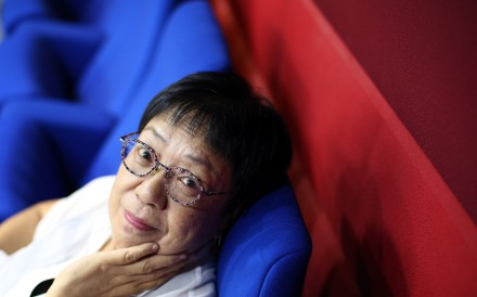 Film director Ann Hui, who turns 70 on May 23. Photo: Nora Tam