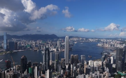 Total mainland-related lending in the city rose to HK$3.6 trillion at the end of last year. Photo: David Wong