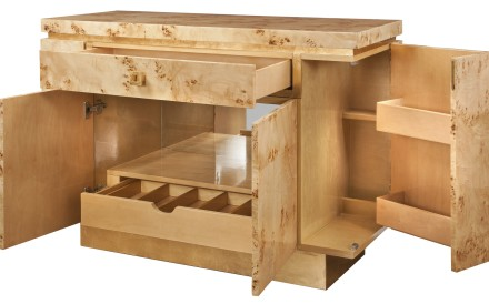 Functional and stylish storage for your spirits – ideal for compact Hong Kong homes