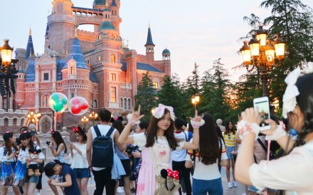 tokya disneyland disney in asia The graph depicts the attendance at the tokyo disneyland theme park in japan  from 2009 to 2017 in 2017, the attendance at the park was 166 million.