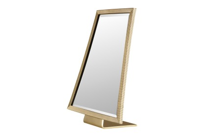 These modern floor mirrors will add a new dimension to any room they inhabit