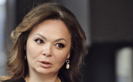 Kremlin-linked lawyer Natalia Veselnitskaya. Photo: AP