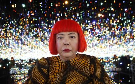 Yayoi Kusama in 2013.