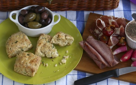 Easy, delicious and perfect for picnics, almost anyone can make these scones and cornbread