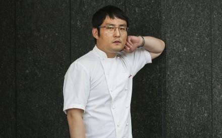 Chef Ryu Tae-hwan. Portrait: Jonathan Wong
