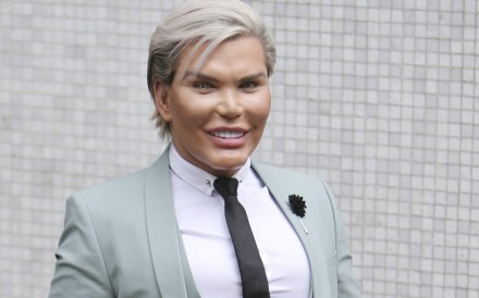 Described as a Human Ken doll, Rodrigo Alves now plans to have a sex change and become Barbie. Photo: Alamy