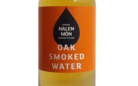 A small but influential group of top chefs are using smoked water as a key ingredient