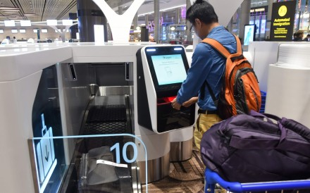 The plan is for automated check-in and security counters to move passengers faster, so they can relax and spend money shopping and eating