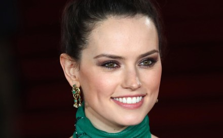 British actress Daisy Ridley is part of the all-star cast in the remake of the 1974 mystery movie Murder on the Orient Express, based on Agatha Christie's popular crime novel. Photo: EPA-EFE