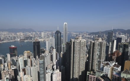 Mainland firms took up 48 per cent of new office space offered in Hong Kong in the first nine months of the year, according to JLL's survey.