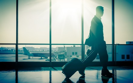Bringing all your things on to the plane in a carry-on case might speed your journey on arrival but is likely to slow you down going through security at departure. Photo: Shutterstock