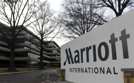 US hotel chain Marriott International was forced to make repeated apologies after upsetting China's authorities and internet users by referring to Chinese regions and cities as countries. Photo: Xinhua