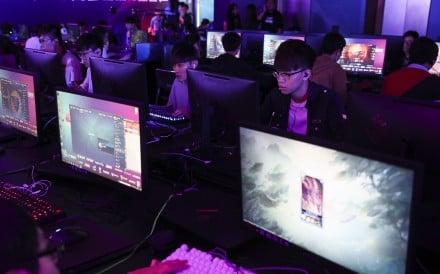 Despite video games popularity as a pastime, a majority of Hong Kong young people said they would not pursue a career in e-sports. Photo: Sam Tsang