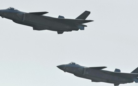 But military expert says although J-20 stealth fighter has entered combat service, its status and readiness is still unclear