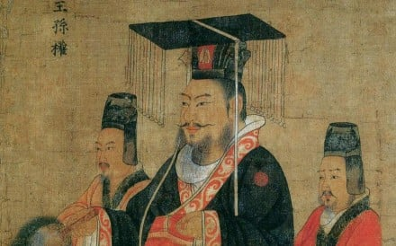 Sun Quan is thought to have been buried in Meihua mountain near the east China city of Nanjing. Photo: Handout