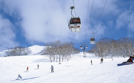 The slopes of Niseko in Hokkaido, Japan, are a lure for Chinese skiers. Photo: Handout